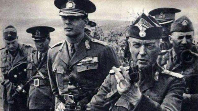 Regele si Antonescu