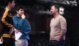 """Sună clopoțelul pentru o nouă """"Oră de teatru"""". Ce pot învăța timișorenii de la actorii Teatrului Național"""