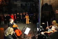 O nouă stea a fost dezvelită pe Aleea Muzicienilor din fața Filarmonicii Banatul. Cui este dedicată și ce s-ar putea întâmpla cu această alee din Timișoara FOTO