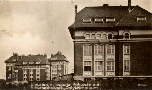 scoala poli 1930