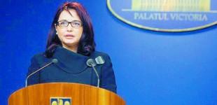 Fosta şefă ANRP Crinuţa Dumitrean, reţinută în dosarul Alinei Bica
