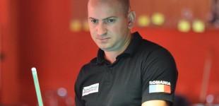 VIDEO Un lugojean e cel mai bun jucător de biliard din țară. În ce competiție va reprezenta România