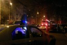 INCENDIU într-un bloc din Timișoara, din cauza unui scurtcircuit. Ce pagube sunt FOTO