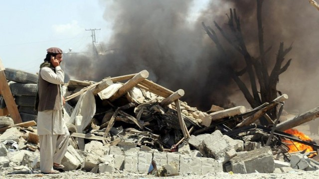 paktika afganistan atentat sinucigas