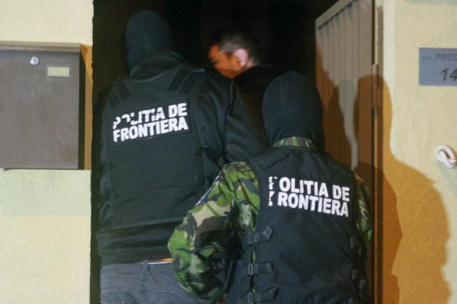 politia de frontiera descinderi