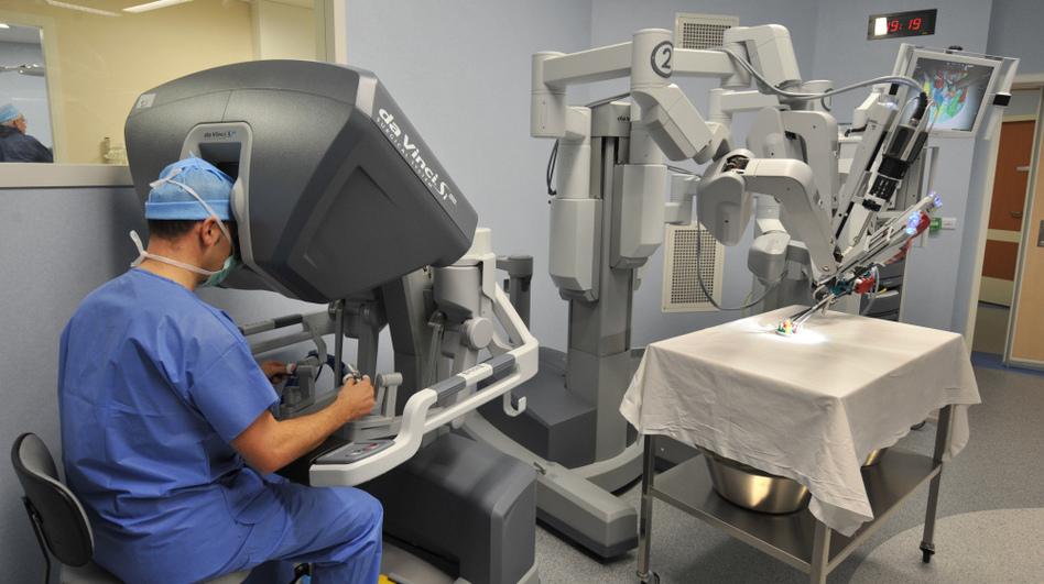 No longer science fiction, AI and robotics are transforming healthcare