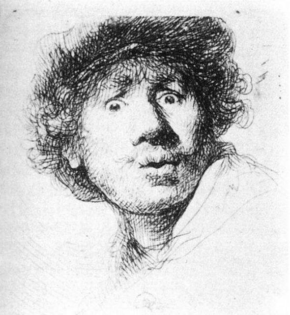rembrandt gravura 2
