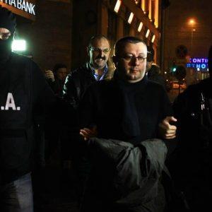 Vasilică Gârbaci, poliţist de la rutieră, reţinut pentru dare de mită