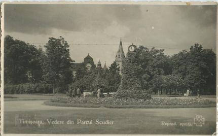 parc scudier dupa 1918