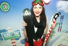 """""""Snow Party"""" în inima Timişoarei. Cum s-au distrat petrecăreții ca la schi, chiar și în lipsa zăpezii GALERIE FOTO"""