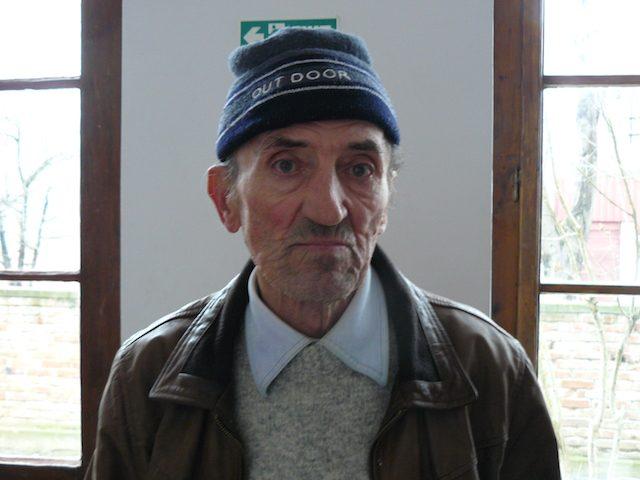 Puscas Sterian - decedat 1 fel 2015