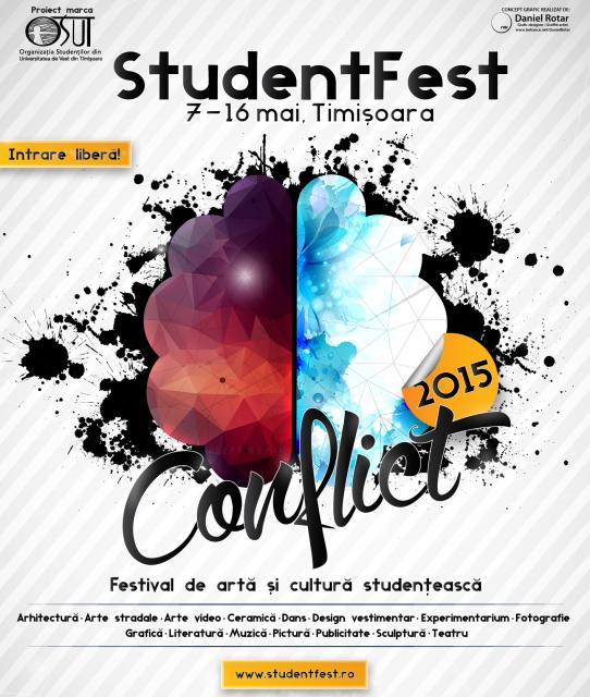Afi+Ö StudentFest 2015 CONFLICT