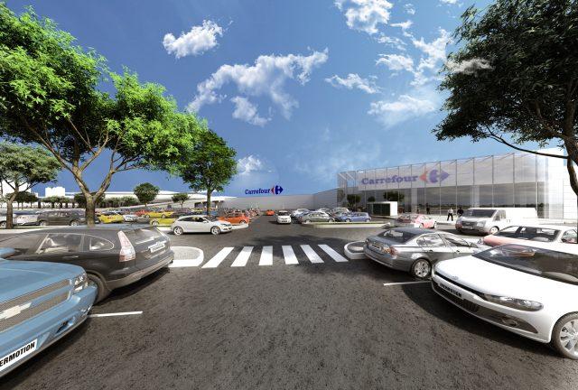 Noul mall NEPI din Timisoara_2