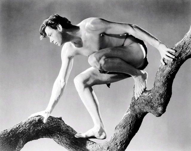 Weissmuller, Johnny, Tarzan