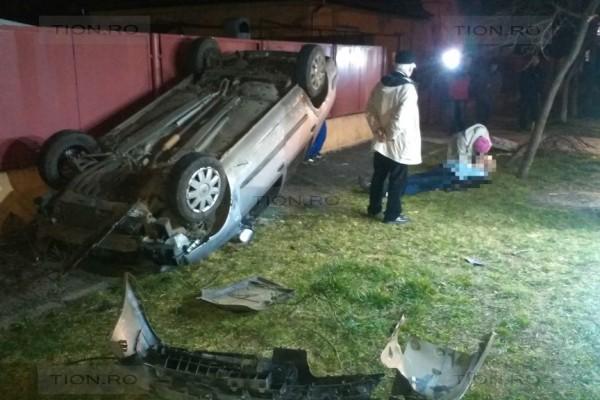 accident strada stejarului tion
