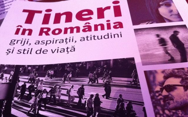 studiu tineri in romania
