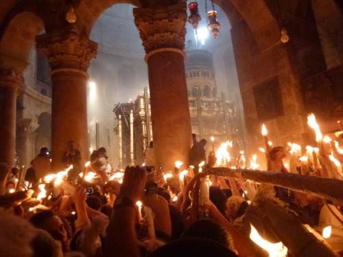 invierea tara sfanta