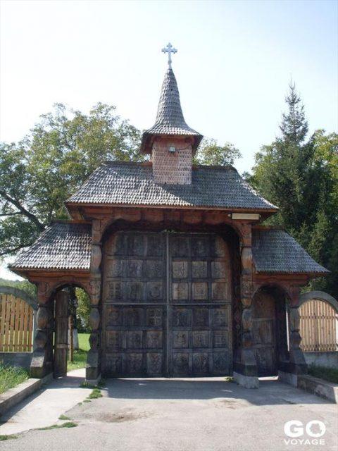 poarta de intrare