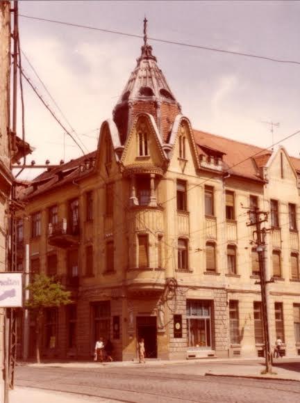 Casa din Fabric în care a locuit mama rabinului la Timişoara