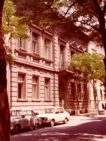 Casa din Arad în care a locuit familia Schaffer