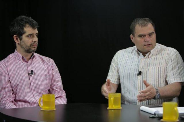 Voicu Simedrea și Bogdan Mureșan5