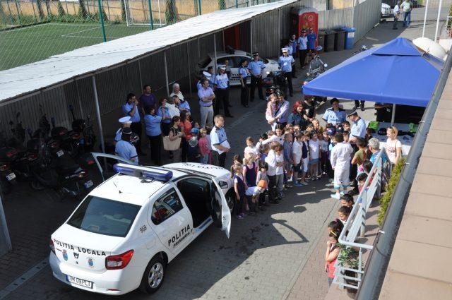 politia locala ziua portilor deschise (1)