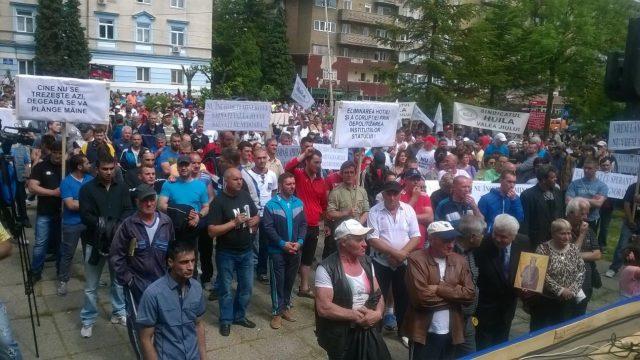 protest mineri (3)