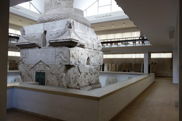 sala columnei