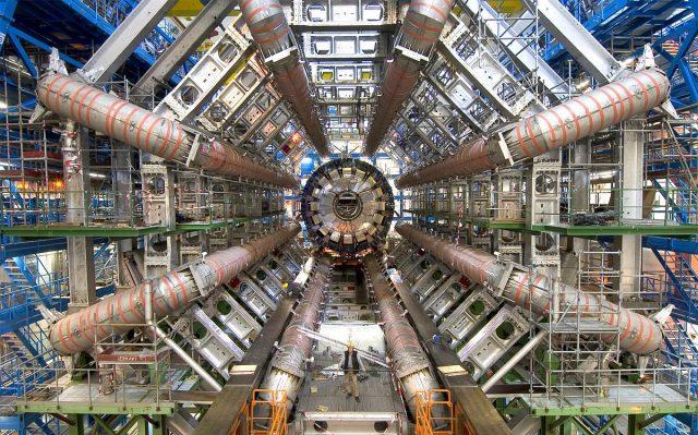 large-hadron-collider cern