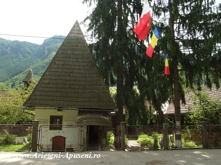 2. Casa Memoriala Avram Iancu - sat Incesti - Valea Ariesului Mic