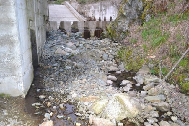 4 Captare Valea Sebeșel - Munții Țarcu. Operator Balkan Hydroenergy SRL. Foto WWF-România