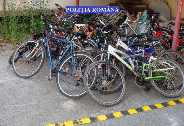biciclete recuperate politie