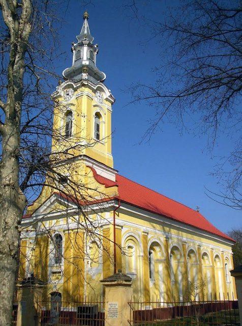 biserica ortodoxa comlos