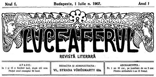 2. revista luceafarul