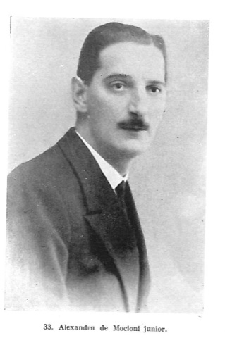 alexandru mocioni jr