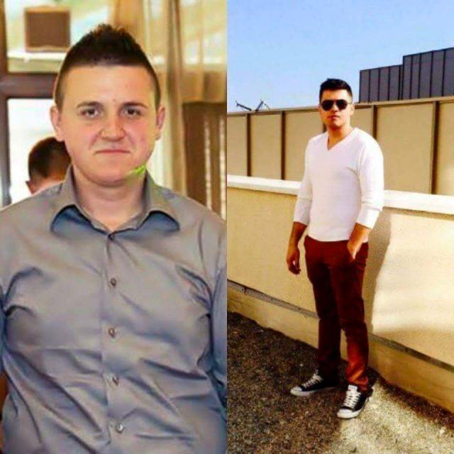 Ovidiu Șerban și Costel Lazăr