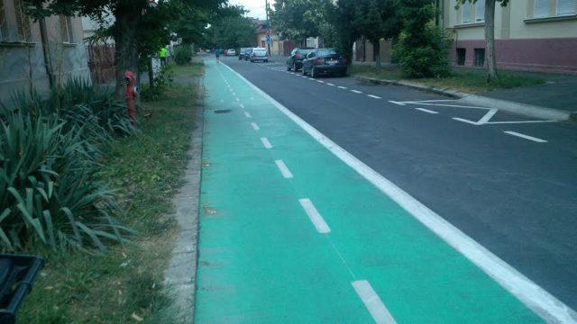 pista biciclete Diaconul Coresi – Eneas