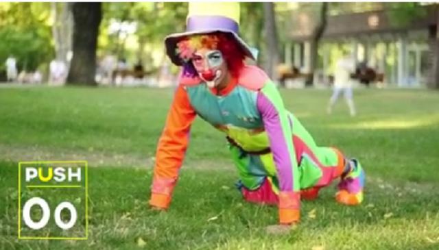 flotari clown