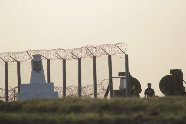 gard frontiera ungaria