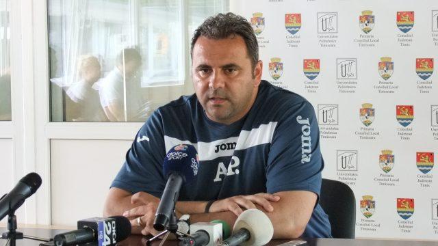 Alexandru Pelici, antrenorul lui CS Mioveni