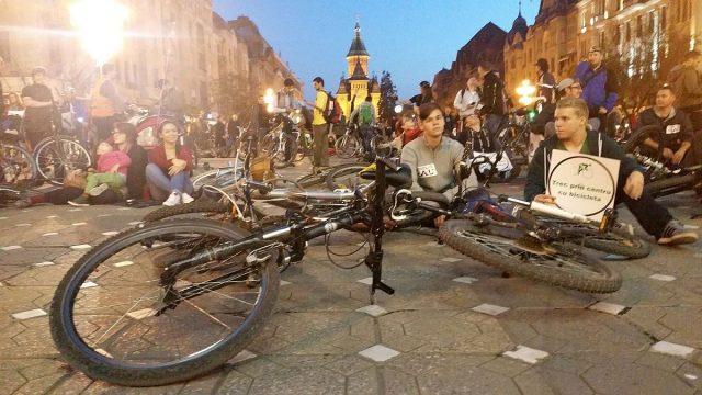 biciclisti protest 4