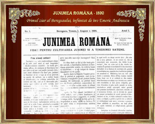 junimea romana-beregsau