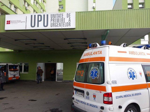 upu judetean voluntariat la Spitalul Județean Timișoara