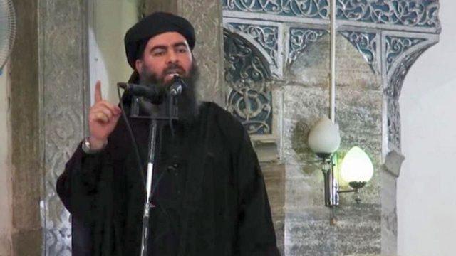 Abu Bakr al-Baghdadi statul islamic isis
