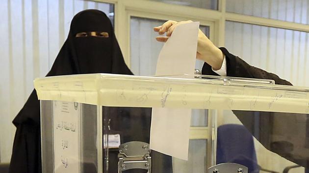 alegeri arabia saudita femei