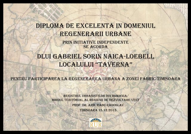 diploma taverna