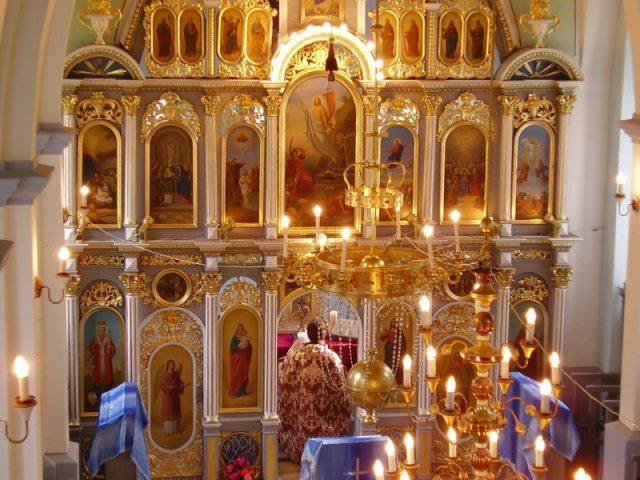 5. biserica ortodoxa-interior