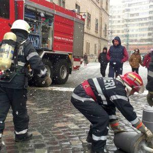 pompieri ranga piloni piata unirii 5