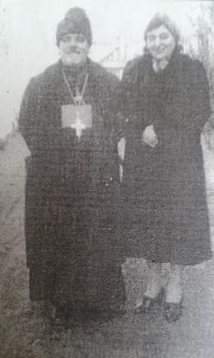 2. Stefan Cioroianu si sotia