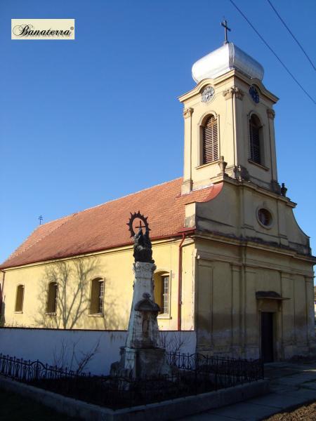 9. biserica romano-catolica pischia